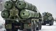 Зенитный ракетный полк под Петербургом полностью перевоо...