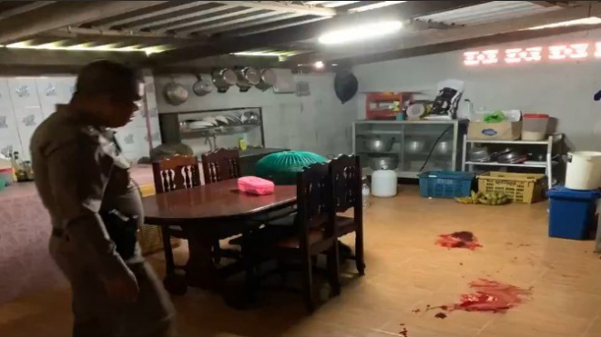 В Таиланде сын-игроман зарезал отца полицейского из-за онлайн игры