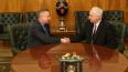 Беглов с Бастрыкиным обсудили сотрудничество между ...