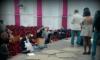 В СПбГТЭУ обвалился потолок во время конкурса красоты