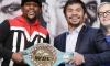Бокс: Мэнни Пакьяо против Флойда Мэйуэзера, прямая трансляция пройдет на центральном канале