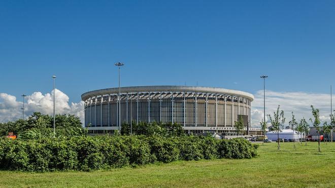 Заявку на реконструкцию СКК в Петербурге подала одна компания