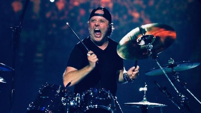 Барабанщик Metallica Ларс Ульрих составил рейтинг любимых треков