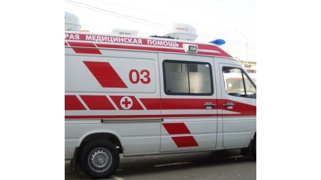 В Астрахани обрушился цокольный этаж жилого дома