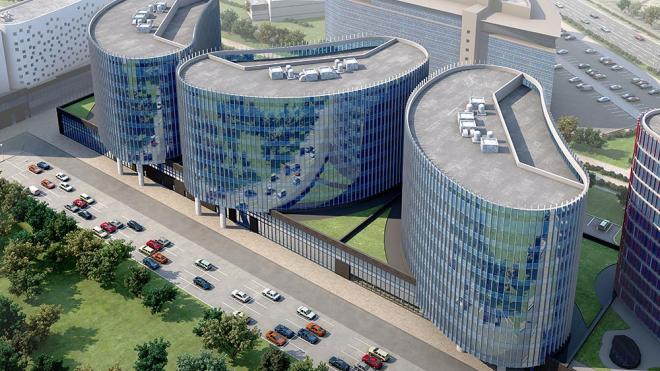 Сбербанк профинансирует строительство по международным экостандартам крупного бизнес-центра в Петербурге