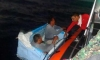 Фото рыбаков, которые четыре дня дрейфовали в холодильнике, появилось в Сети