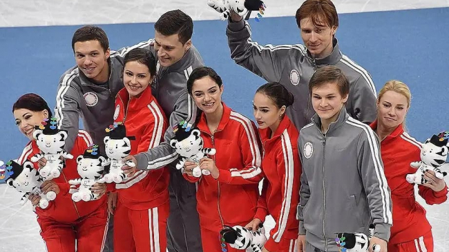 Олимпиада – 2018: Россияне взяли серебро, уступив Канаде 6 очков