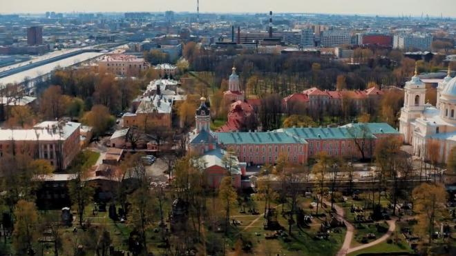 В помещениях храма Александро-Невской лавры планируется возобновить служения после их передачи