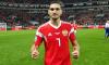 Оздоев отличился за сборную России во второй раз за два матча