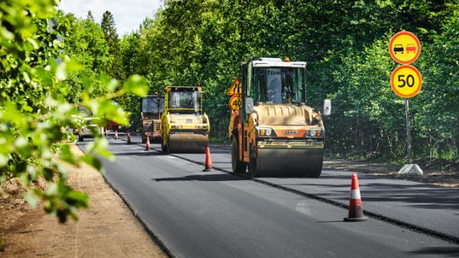 Ленобласть объявила 13 тендеров на ремонт региональных дорог общей суммой 2,2 млрд рублей