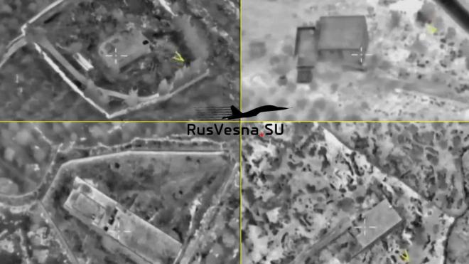 ВКС России зависли над лагерями подготовки террористов для войны в Нагорном Карабахе