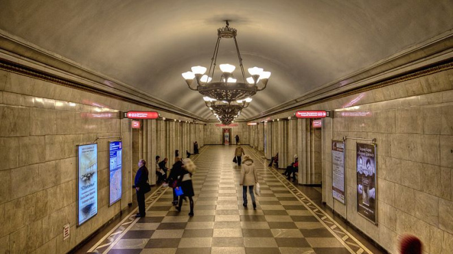"""В ночь """"Алых парусов"""" метро будет работать без перерыва"""