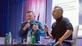 Сергей Шнуров побывал в гостях у петербургских пожарных