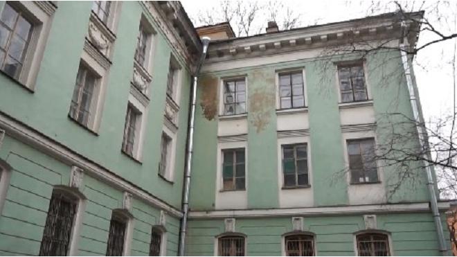 КГИОП отказался признавать медсанчасть завода имени Калинина памятником