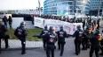 Полиция ФРГ задержала несколько сотен недовольных ...