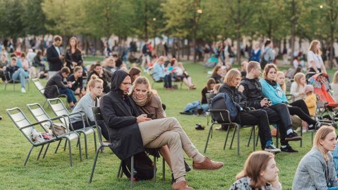 В Новой Голландии пройдет Международный фестиваль дебютного кино
