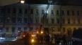 Ночной пожар на Боровой могли устроить бомжи-шашлычники