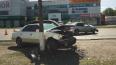 В Хабаровске пьяная женщина полицейский устроила ДТП с п...