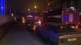 Балтийские бани тушили 20 пожарных