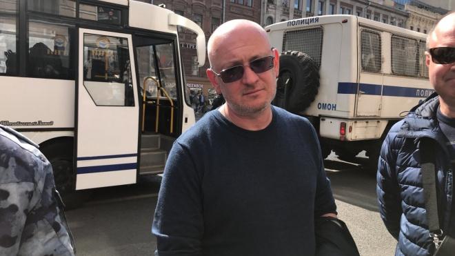 """""""Невские новости"""": депутат Резник сам спровоцировал свое задержание на митинге"""