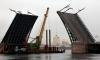 Смольный задолжал полмиллиарда рублей за ремонт Дворцового моста