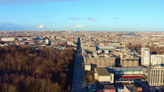 Петербургу прогнозируют скорое наступление весны