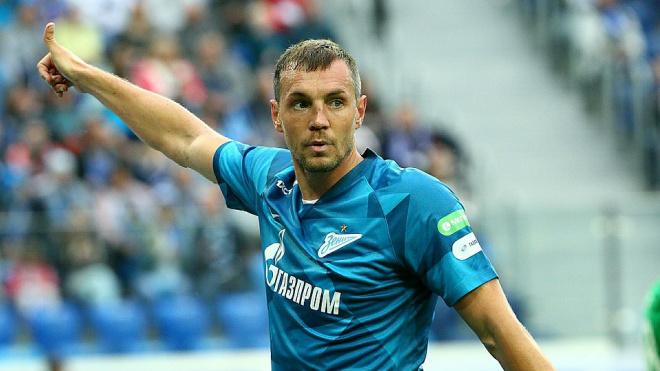 Тренер сборной России по футболу оценил роль Дзюбы в команде