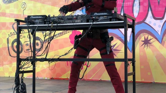 В Кудрово прошли два молодёжных фестиваля