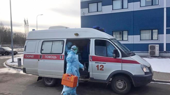 На Выборгской таможне отработали методы распознавания зараженных коронавирусом
