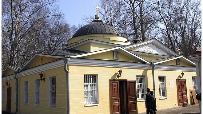 Пожар на Большеохтинском кладбище