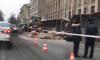 На Большом Сампсониевском при сносе здания обвалилась стена