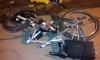 ГАЗель сбила мужчину на дорогом электрическом велосипеде на проспекте Обуховской обороны