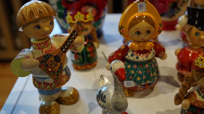 Фольклорное Шоу «Почувствуй себя русским»