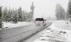 В Казани за утро из-за снегопада произошло около 100 ДТП
