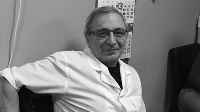 В Петербурге скончался от COVID-19 потомственный детский врач Али Баиров