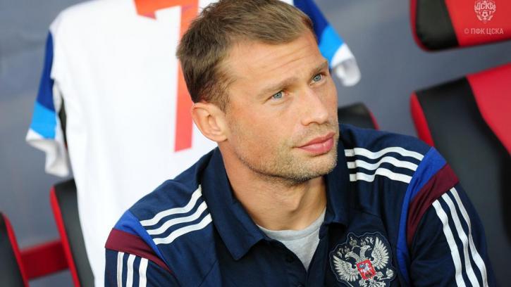 Березуцкий покидает ЦСКА