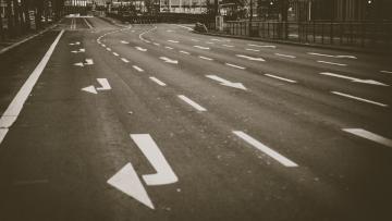 На восстановление дорожной разметки на улично-дорожной ...