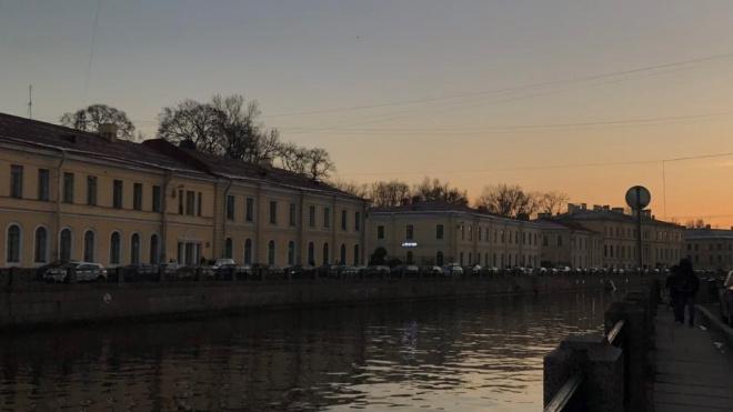 В среду в Петербурге столбик термометра не поднимется выше нуля