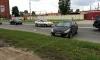 Машина без водителя уехала с парковки и перекрыла Митрофаньевское шоссе