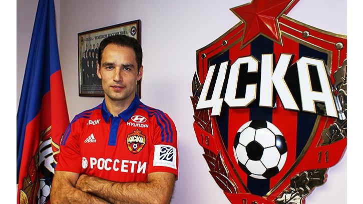 Широков забил в дебютном матче за ЦСКА