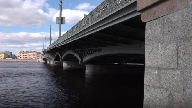 В ночь на 7 декабря в Петербурге вновь разведут мосты