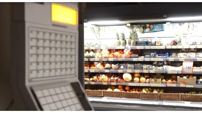 Мужчина похитил продукты из гипермаркета на Выборгском шоссе