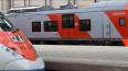 Поезда задерживаются из-за непогоды в Ленобласти