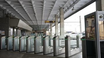 """Вестибюль метро """"Технологический институт -1"""" откроют для пассажиров уже в сентябре"""