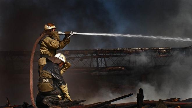 По факту пожара в «Подворье» возбуждено уголовное дело по статье «Поджог»
