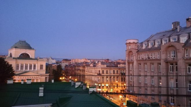 На петербургских крышах хотят установить сигнализацию и камеры видеонаблюдения