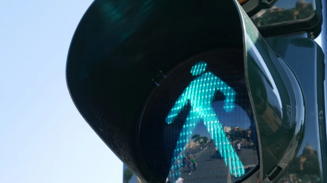 За месяц пешеходы больше 7 тыс. раз нарушили ПДД в Петербурге и Ленобласти