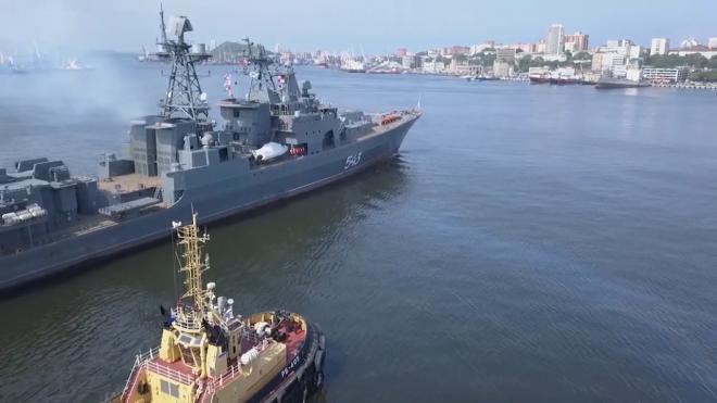 """The National Interest: """"Маршал Шапошников"""" стал универсальным кораблем"""