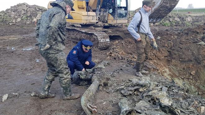 Появились подробности обнаружения самолета времен Великой Отечественной войны в Ленэкспо