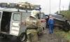 В Лужском районе в ДТП погибли люди, пострадали трое детей
